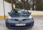 Toyota aygo 1.0 + mmt-