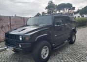 Hummer h2 luxury 6.0 13500 eur  marcahummer modelo
