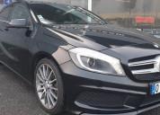 Mercedes-benz a 220 cdi amg auto exclusive