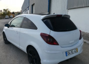 Opel corsa 1.3 cdti black edition
