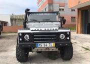 Land rover defender td5 ashcroft 13850€