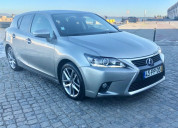 Lexus ct 200h executive edition 7850€