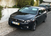 Peugeot 308 sw 1.5 bluehdi allure eat8 7550€