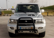 Hyundai galloper 2.5td 100cv  2500€