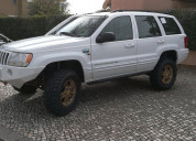 Jeep grand cherokee 3.1 td limited rock  2500€