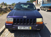 Jeep grand cherokee 2.5 td limited 1000€