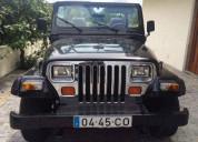 Jeep wrangler wrangler yj 2.5   4000€
