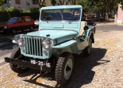 Jeep willy cj3-a    5000€