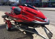 Kawasaki ultra250x - como nova 2500€