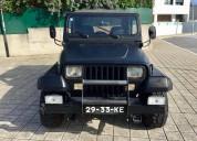 Jeep wrangler yj 4.0l   4500€