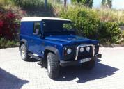 Land rover defender 90 td5 2500€
