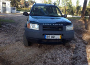 Land rover freelander 4 portas a gasoleo 1000€