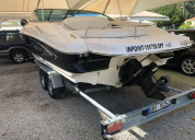Monterey 228 si 5.0 260cv 15000€