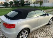 Audi a3 cabrio 1.6 tdi attraction