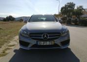 Mercedes-benz c 300 bluetec hybrid amg line 10000€