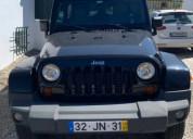 Jeep wrangler sahara unlimited 9 500 eur