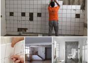 Remodelações tetos e divisórias em pladur pinturas