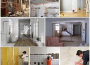 Remodelações pinturas tetos divisórias em pladur