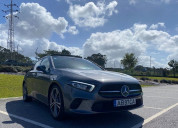 Mercedes-benz a 180 limousine 180 d limousine manu