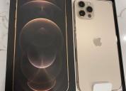 Apple iphone 12 pro y iphone 12 pro max 128 /256gb