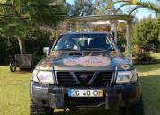 Nissan patrol 2.8 curto - 99