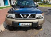 Nissan patrol gr - 98