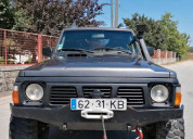 Nissan patrol gr cabstar pick up