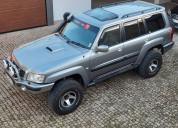 Nissan patrol gr y61  y61