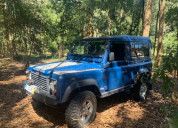 Land rover defender 5500 eur