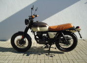Brixton bx 125 sk8 limited edition 125  1500 euro