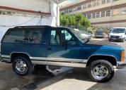 Chevrolet blazer k1500 6.5 v-8 turbodiesel a/c  55