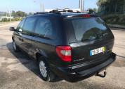Chrysler grand voyager 2.5 crd lx   2000 eur