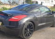 Peugeot rcz 1.6 thp se black yearling 4000 eur