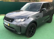 Land rover discovery 2.0 td4 hse luxury auto 16000