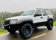 Jeep grand cherokee limited quadra-drive preparaÇÃ