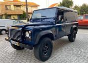 Land rover defender 110 td5 6000 eur