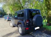 Jeep wrangler 2.8 crd mtx sport 7000€