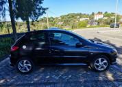 Peugeot 206 1.6 hdi 110cv van nacional 2500€
