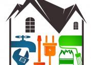 Multi-serviços: obras, reformas, remodelação, .