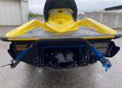 Sea-doo gtx 4-tec supercharged 2000€