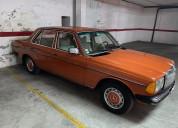 Mercedes-benz 240 w123 1000€