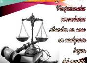 Registro y legalización de documentos venezolanos