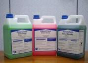 Ssd solução química automática para limpeza