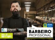 Curso de barbeiro profissional