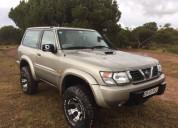 Nissan patrol 8250€