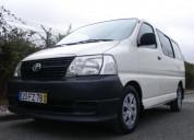 Toyota hiace 4000 eur