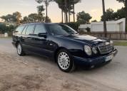 Mercedes-benz e 290 d turbo 7 lugares
