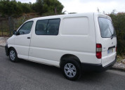 Toyota hiace  4000 euro