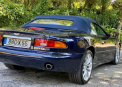 Aston martin db7 vantage cabrio 22600 eur