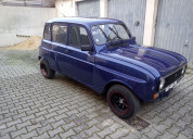 Renault alpine  (55 000 km) 3000 eur